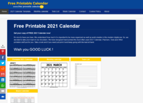 free-printable-calendar.net
