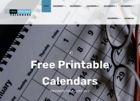 free-printable-calendars.com