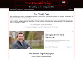 free-printable-flags.com