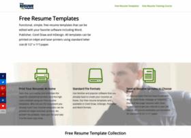 free-resumetemplate.com