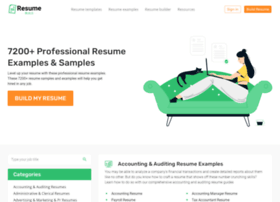 free-sample-resume.net