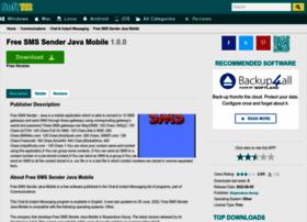 free-sms-sender-java-mobile.soft112.com