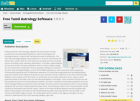 free-tamil-astrology-software.soft112.com