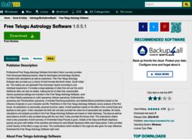 free-telugu-astrology-software.soft112.com