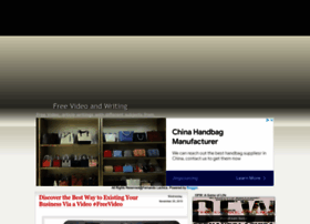 free-video-and-writing.blogspot.com