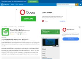 free-video-editor.softonic.fr