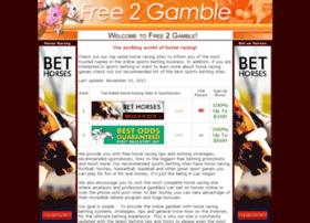 free2gamble.com