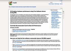 free3d.org
