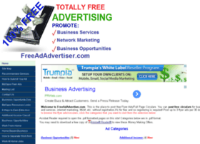 freeadadvertiser.com