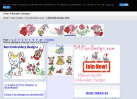 freeadorabledesigns.com