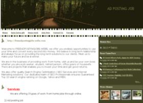 freeadpostingjobs.webs.com