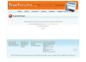 freeadvertisingforums.freeforums.org