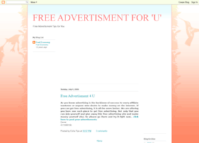 freeadvertismentforu.blogspot.com