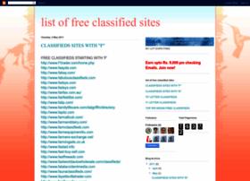 freeallclassifieds.blogspot.com