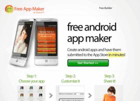 freeandroidappmaker.com