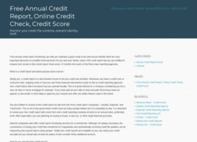 freeannualcreditreport.us