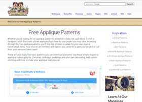 freeapplique.com