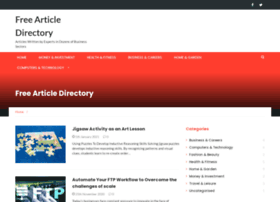 freearticledirectory.co.uk