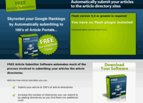 freearticlesubmitter.com