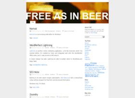 freeasinbeer.wordpress.com