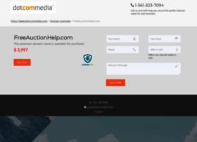 freeauctionhelp.com