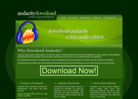 freeaudacitydownload.com