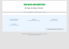 freebacklinkdirectory.co.uk