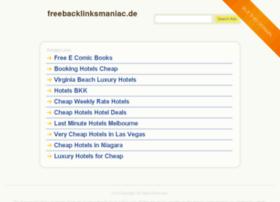 freebacklinksmaniac.de