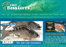 freebasslures.com