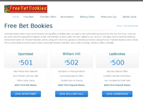 freebetbookies.com.au