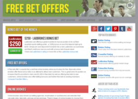 freebetsoffers.com.au