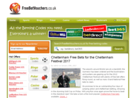 freebetvouchers.co.uk