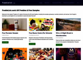freebielist.com