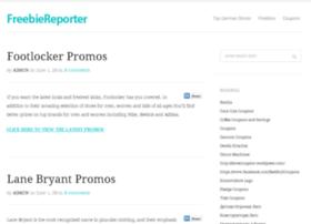 freebiereporter.com