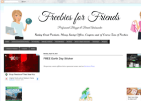 freebies4friends.com