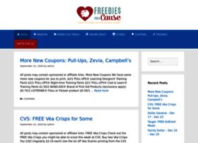freebiesforacause.com
