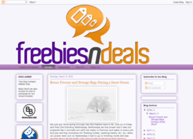 freebiesndeals.com