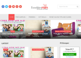 freebiesrain.com