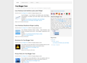 freebloggertutor.blogspot.com
