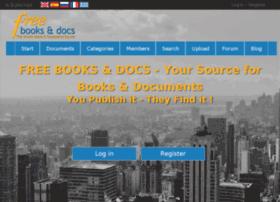 freebooksndocs.com