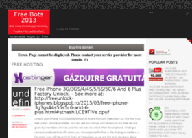 freebots2013.blogspot.in