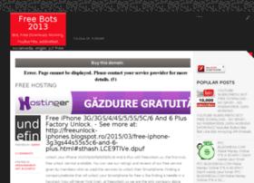 freebots2013.blogspot.in