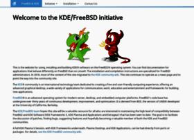 freebsd.kde.org