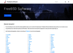 freebsdsoftware.org