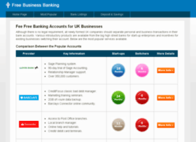 freebusinessbanking.org.uk