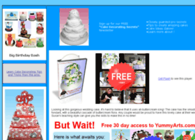 freecakedecoratingdvd.com