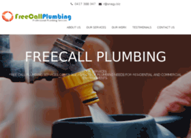 freecallplumbing.com.au