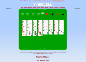 Freecell solitaire green felt websites and posts on ...