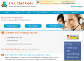 freechatcode.com