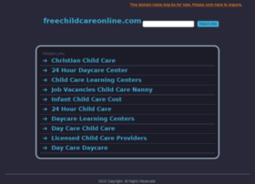 freechildcareonline.com